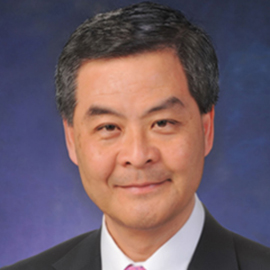 The Hon. C Y Leung, GBM, GBS, JP profile photo